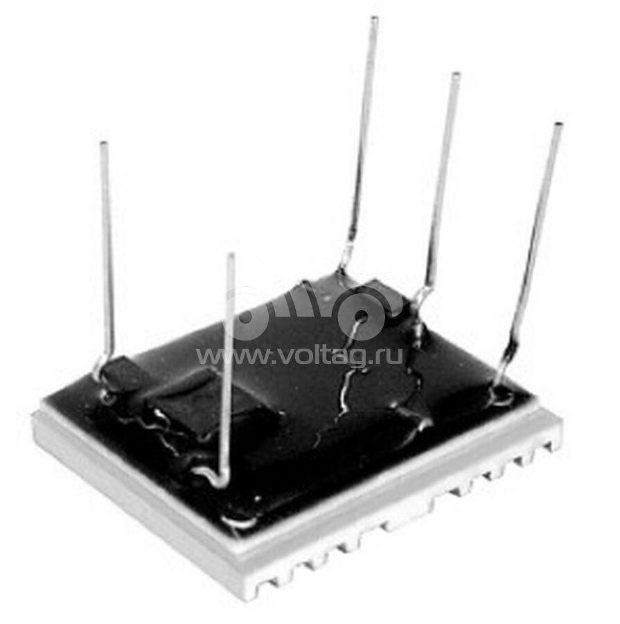Чип реле-регулятора генератора AZA9058