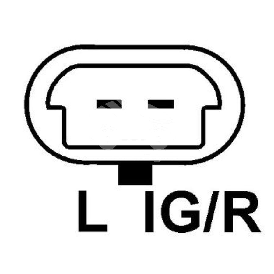 Регулятор генератора UTM RQ9353A (RQ9353A)