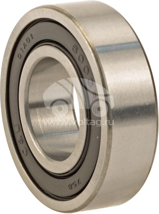 Alternator bearing KRAUF BAB0273DD (140273)