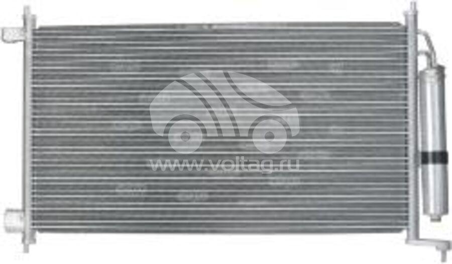 Радиатор кондиционера KRC0191