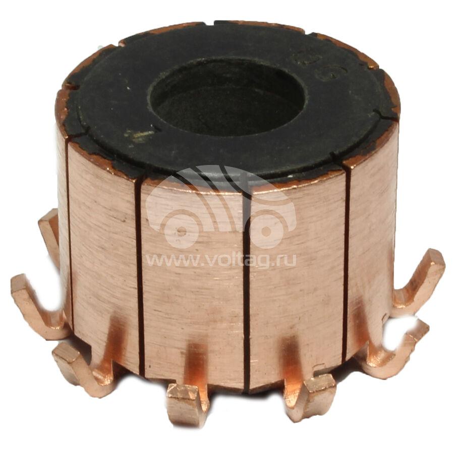 Коллектор моторчика печки KSS0020