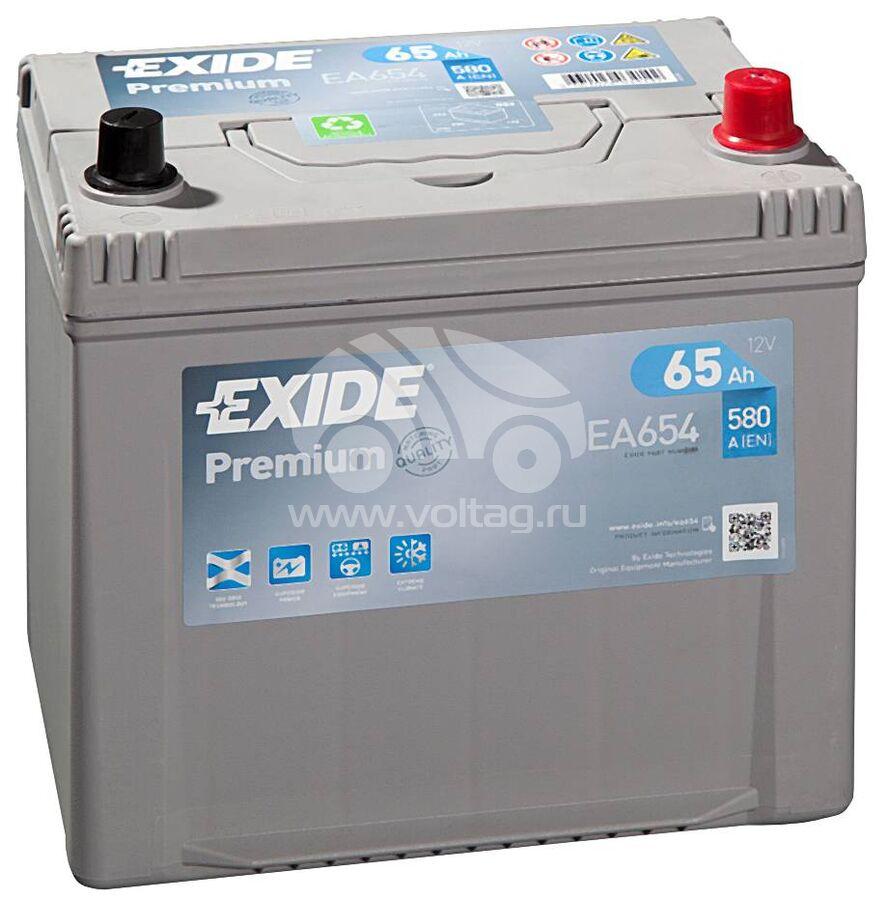 BatteryExide EA654 (ATE0654P)