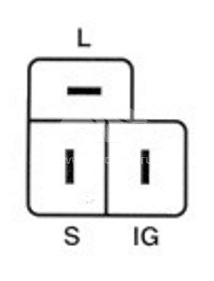 Регулятор генератора ARN6230