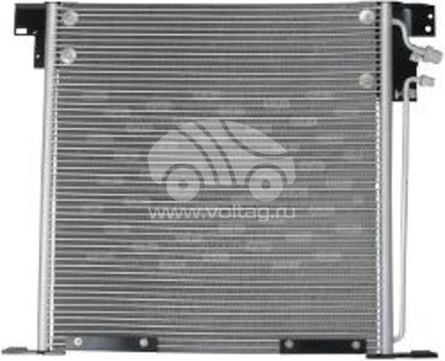 Радиатор кондиционера KRC0208