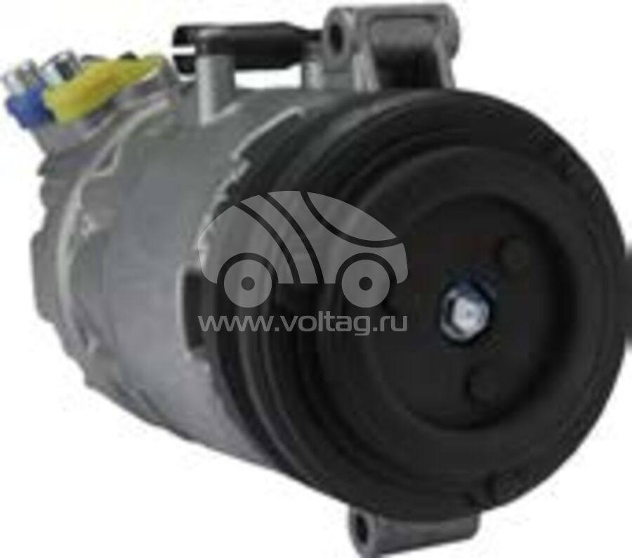 Компрессор кондиционера автомобиля KCX0167