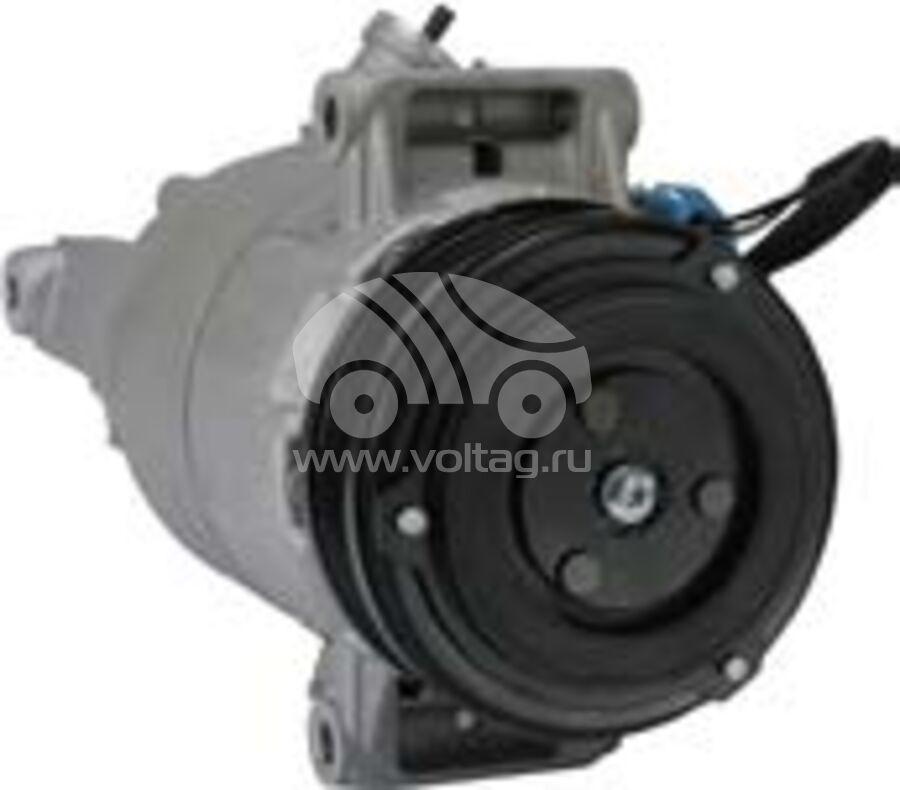 Компрессор кондиционера автомобиля KCD0155