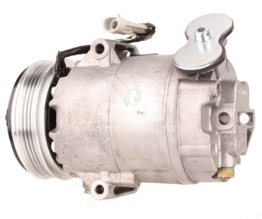 Компрессор кондиционера автомобиля KCD0337