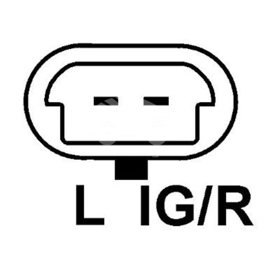 Регулятор генератора ARQ9526