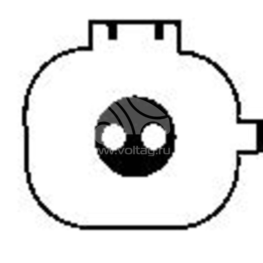 Компрессор кондиционера автомобиля KCF0278
