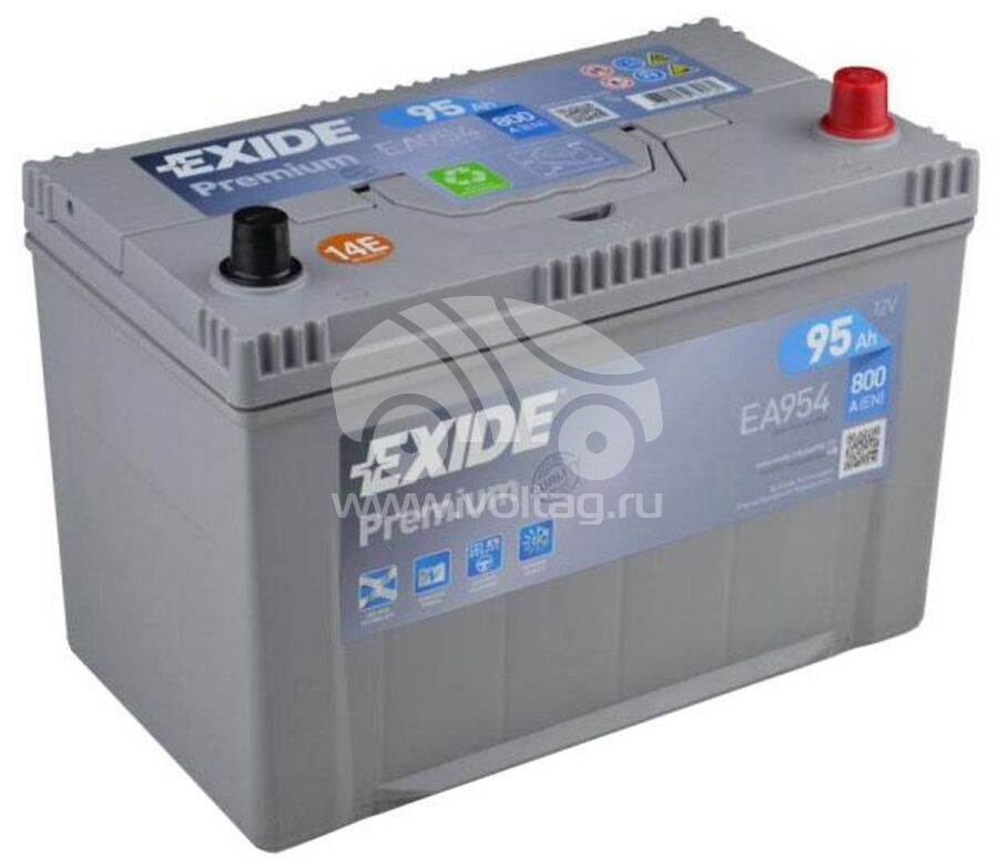 АккумуляторExide EA954 (ATE0954XE)