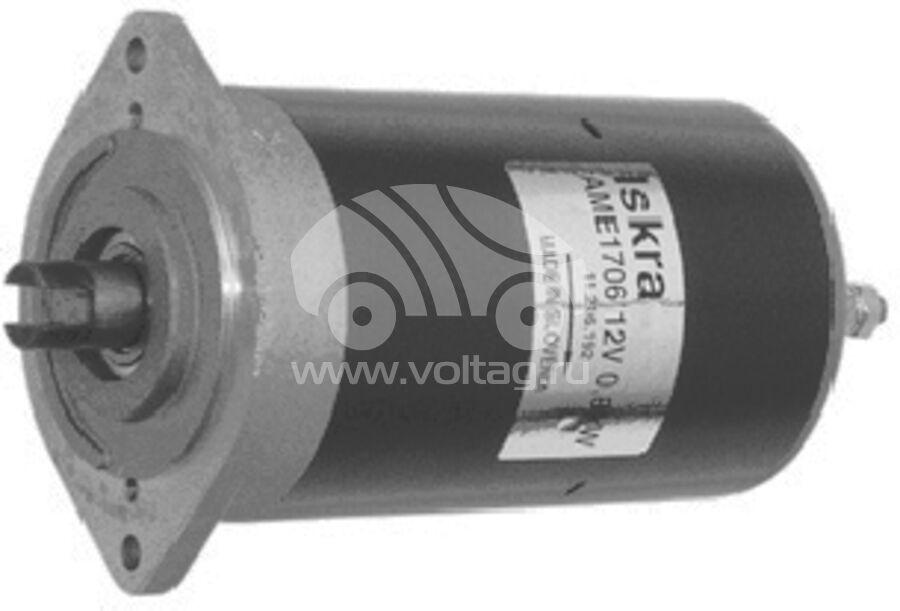 Электромотор постоянного тока AME1711