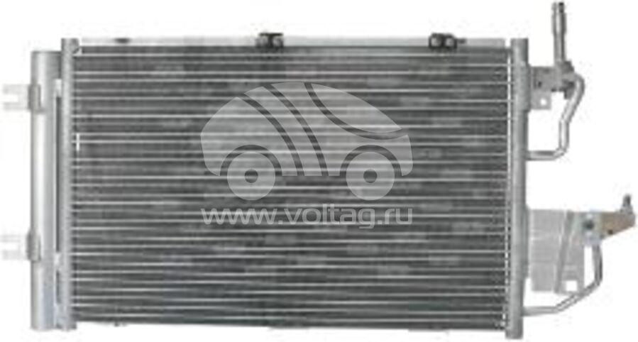 Радиатор кондиционера KRC0149