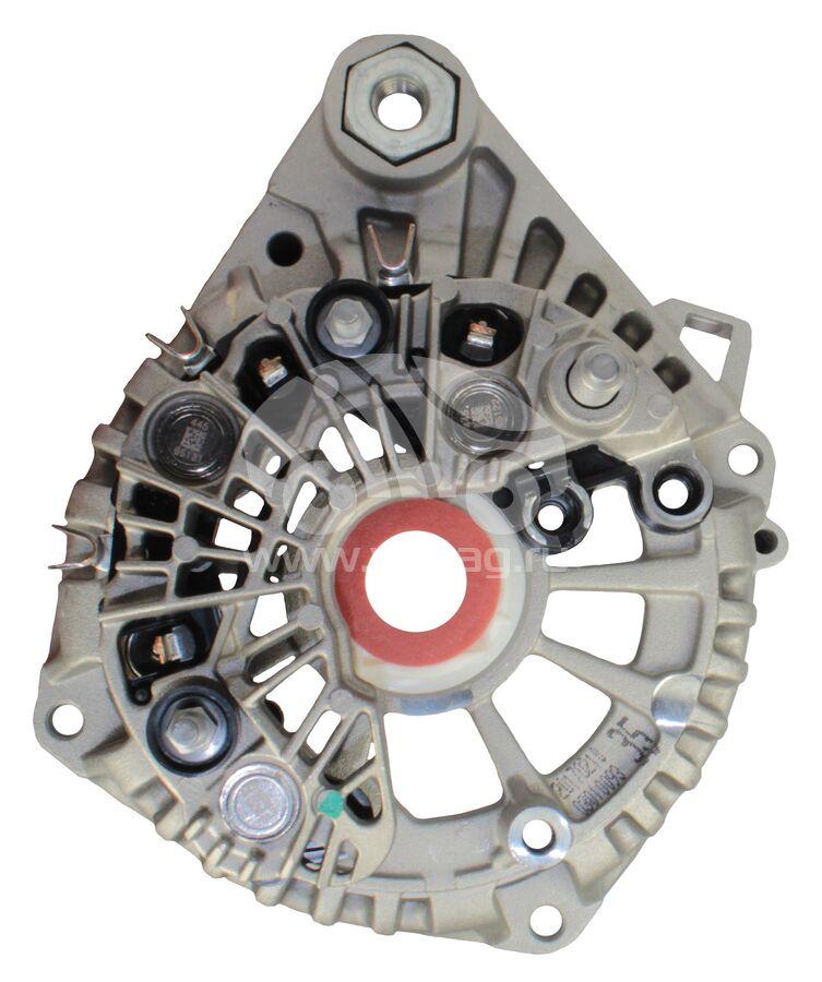 Крышка генератора с диодным мостом Valeo 691618 (691618)