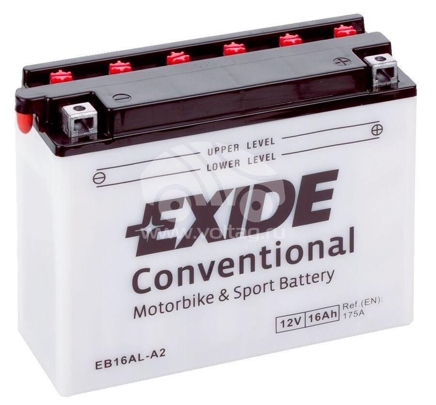 АккумуляторExide EB16ALA2 (ATM1217XE)