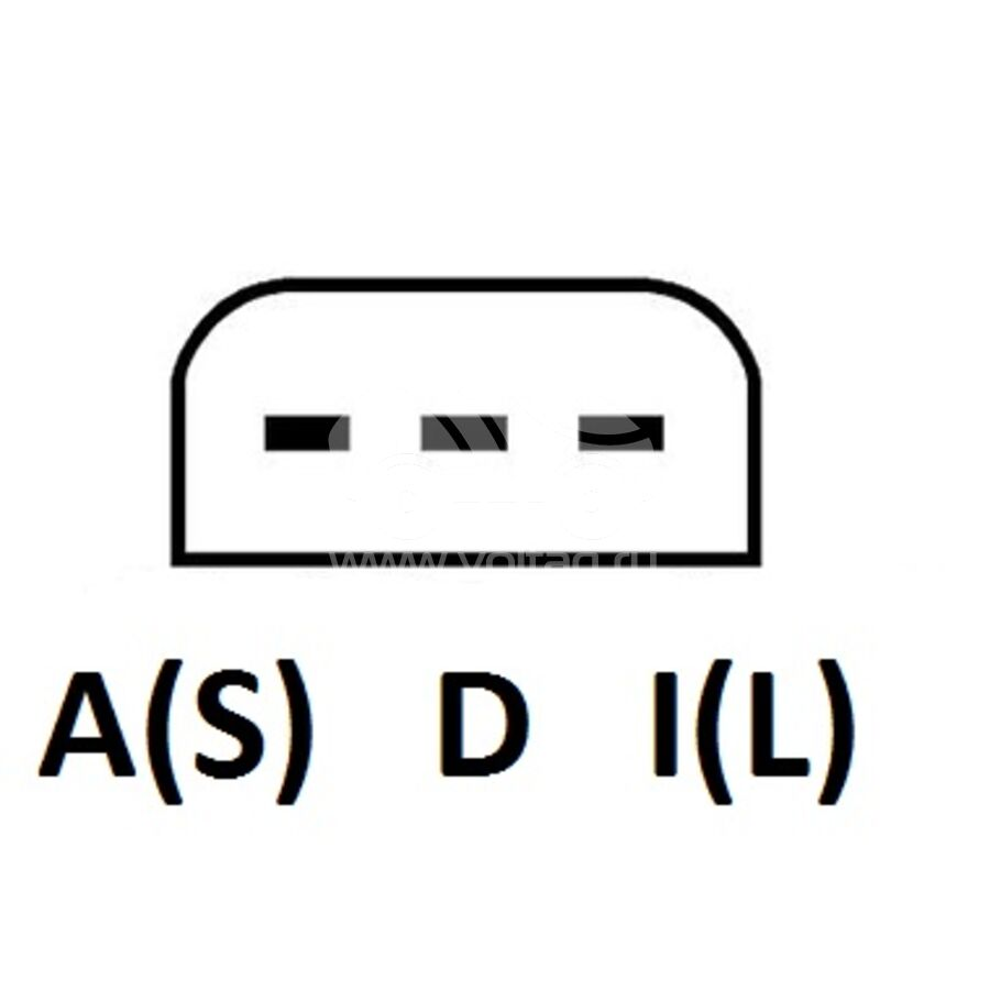 Генератор ALM3554