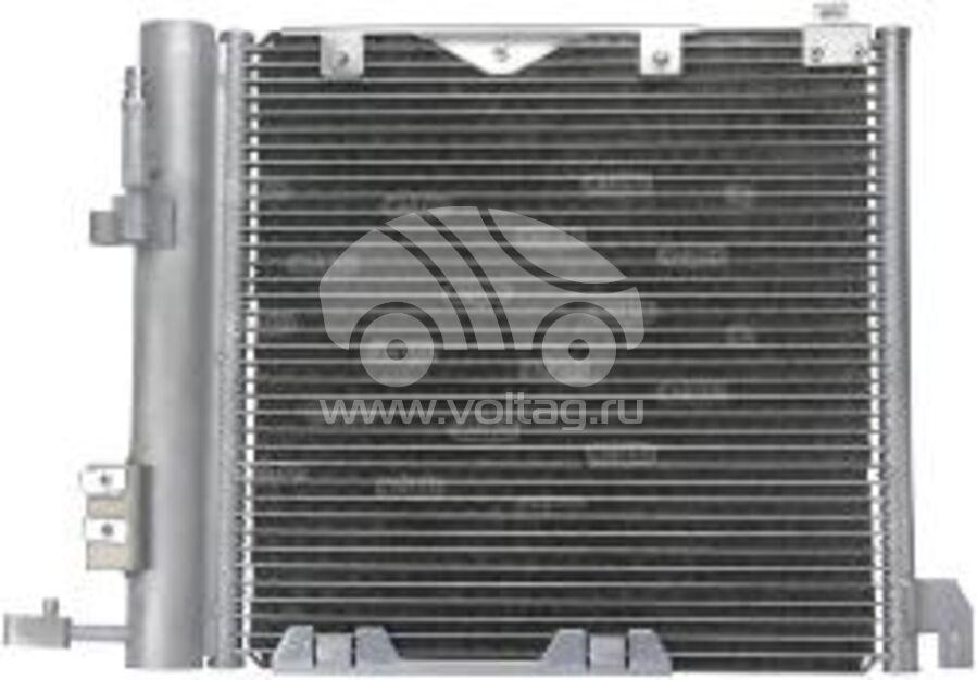 Радиатор кондиционера KRC0115