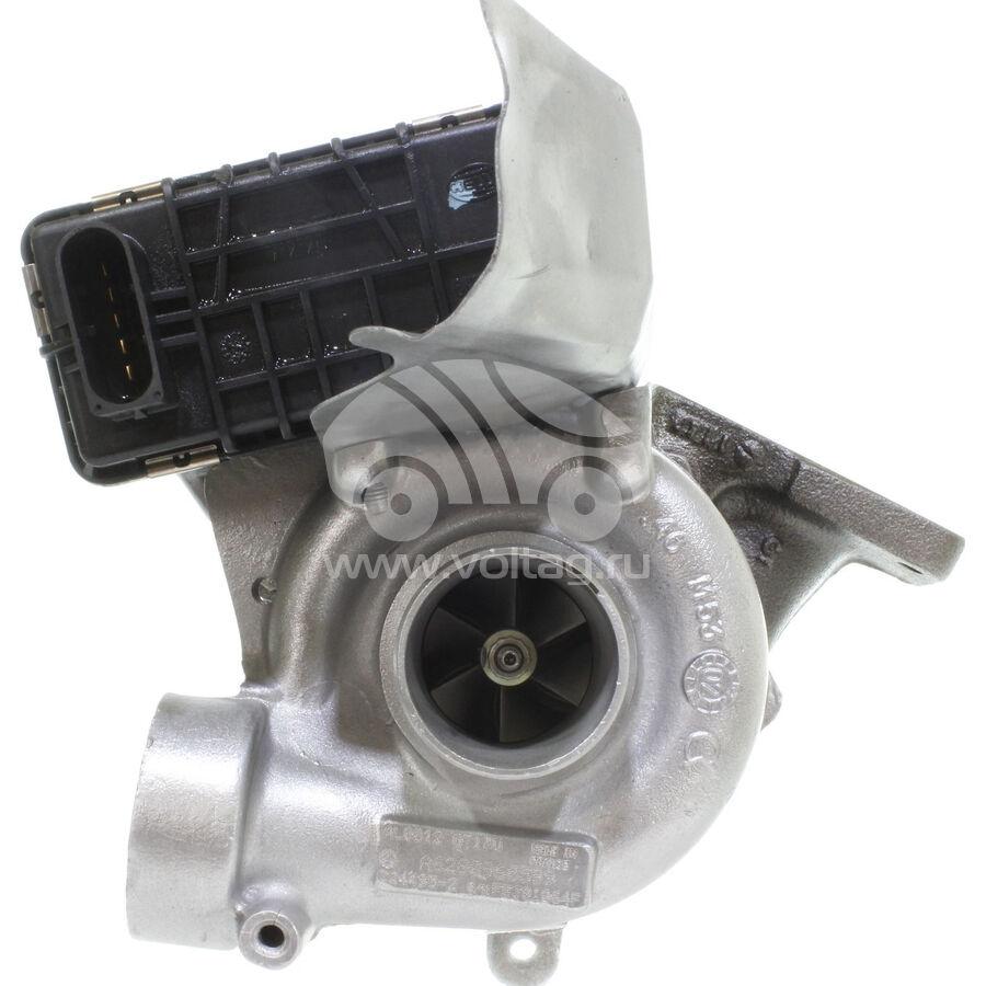 Турбокомпрессор MTG1020