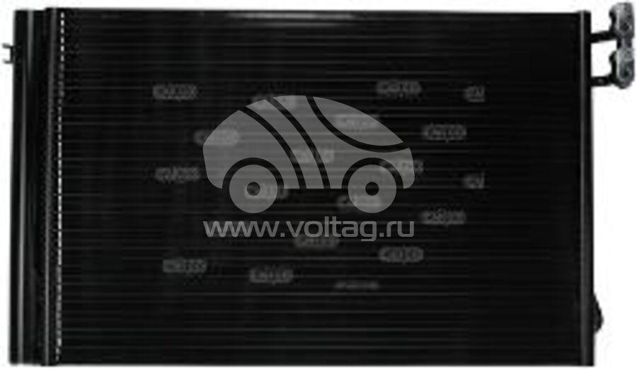 Радиатор кондиционера KRC0356