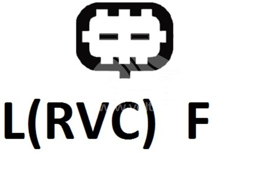 AlternatorKRAUF ALV2369UX (ALV2369UX)