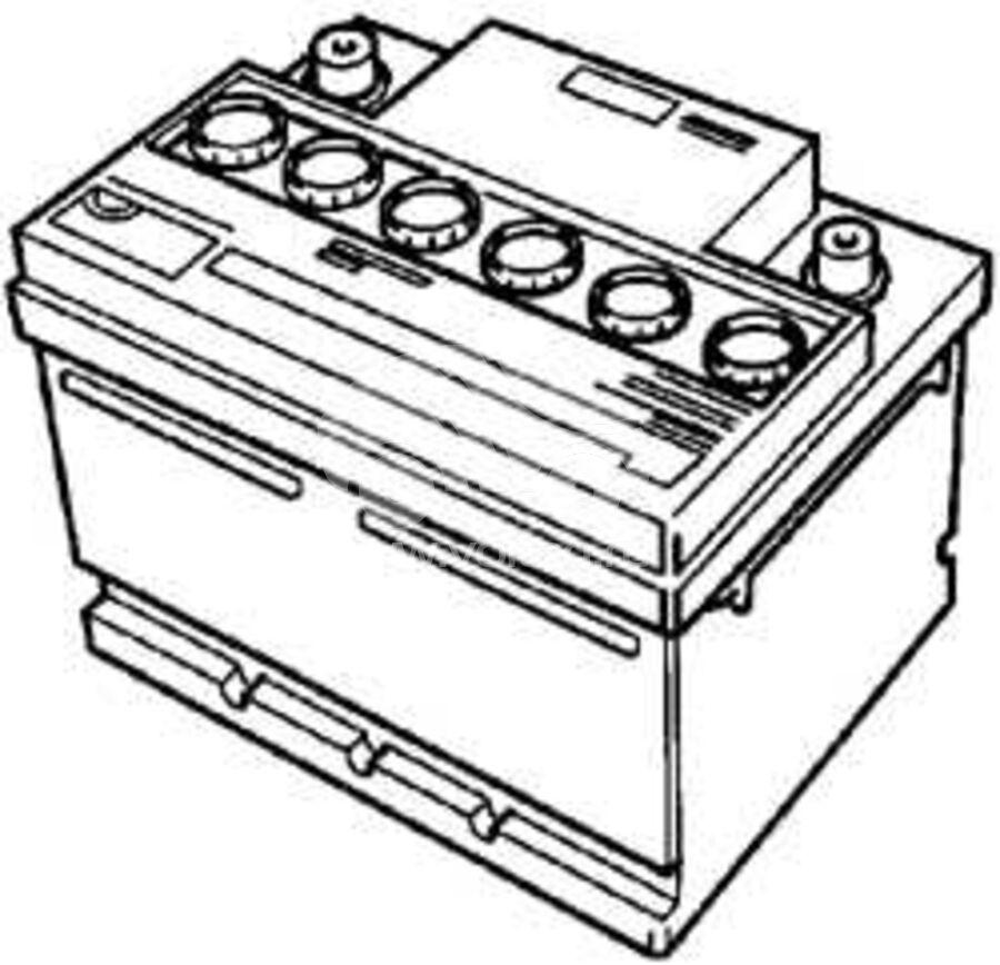 Аккумулятор  ATJ0155
