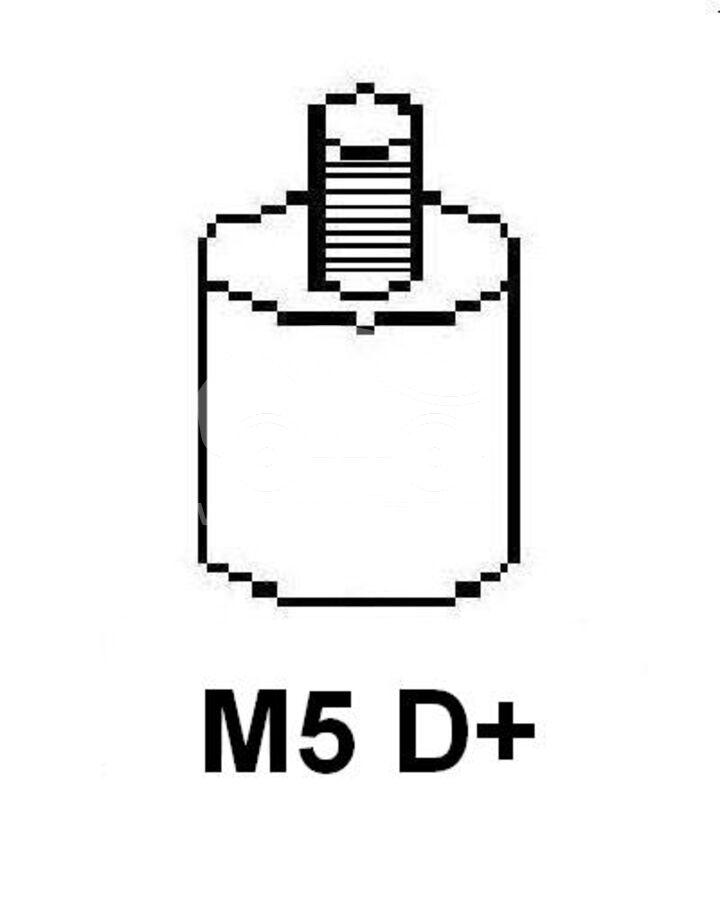 AlternatorKRAUF ALB1057AN (ALB1057AN)