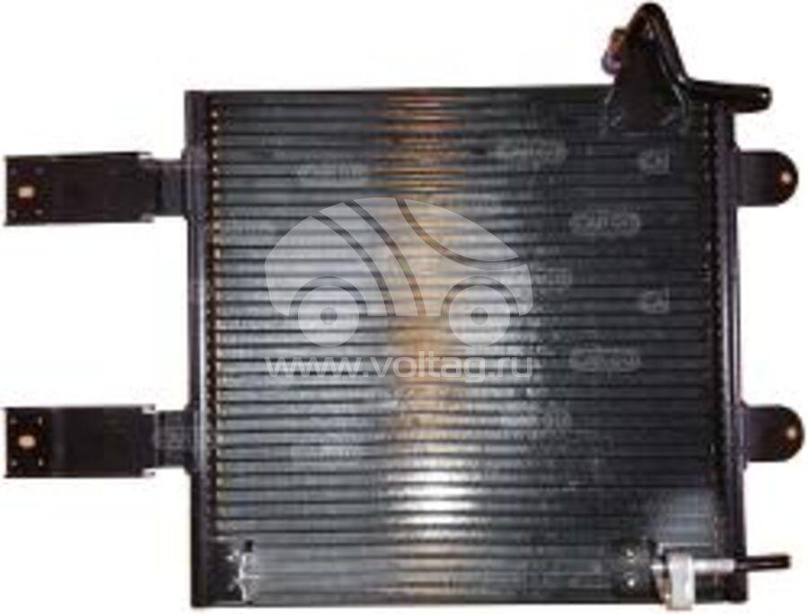 Радиатор кондиционера KRC0501