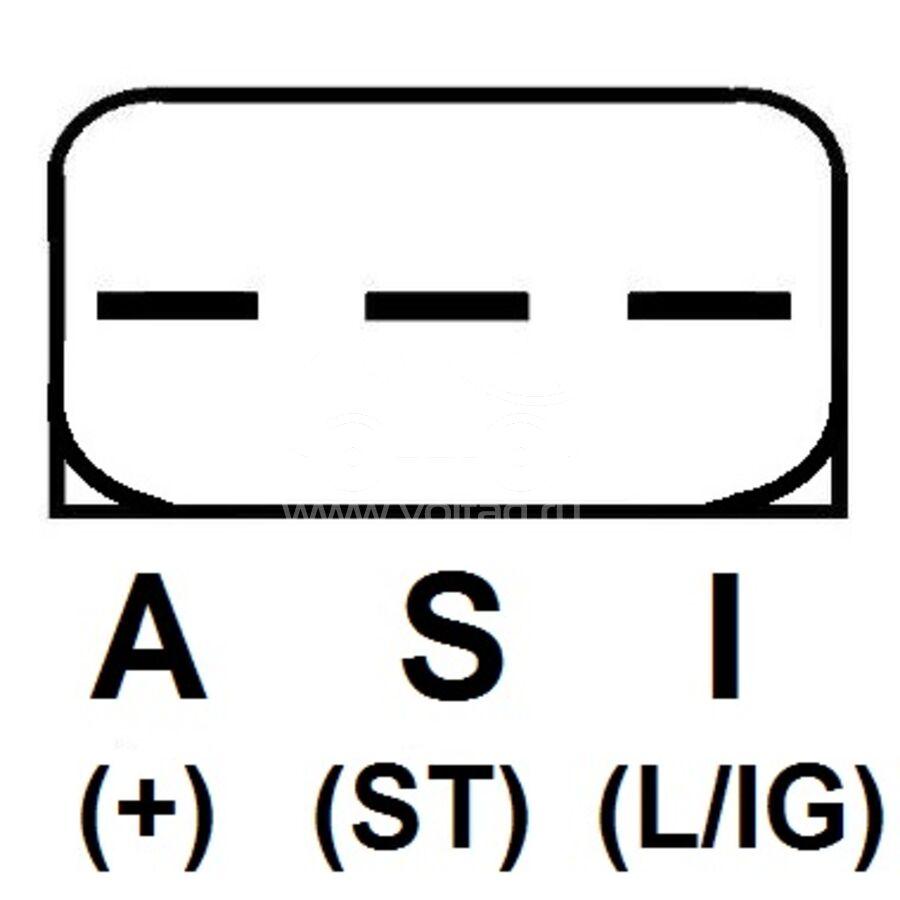 Регулятор генератора ARF2795