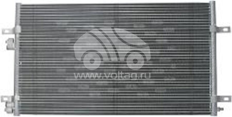 Радиатор кондиционера KRC0039