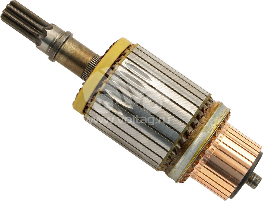 Ротор стартера SAH3136