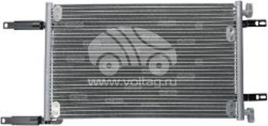 Радиатор кондиционера KRC0351