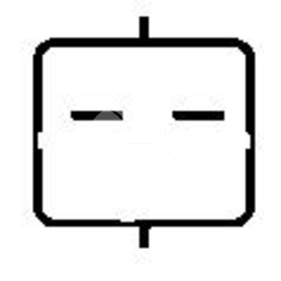 Компрессор кондиционера автомобиля KCS0117