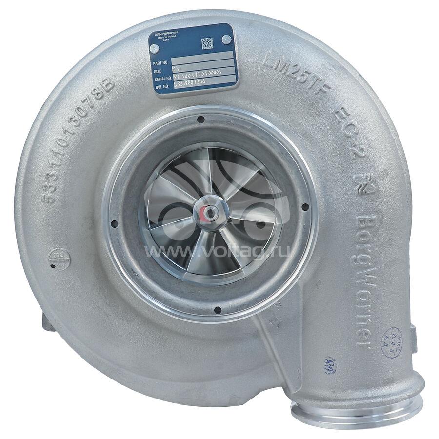 Турбокомпрессор MTL0006