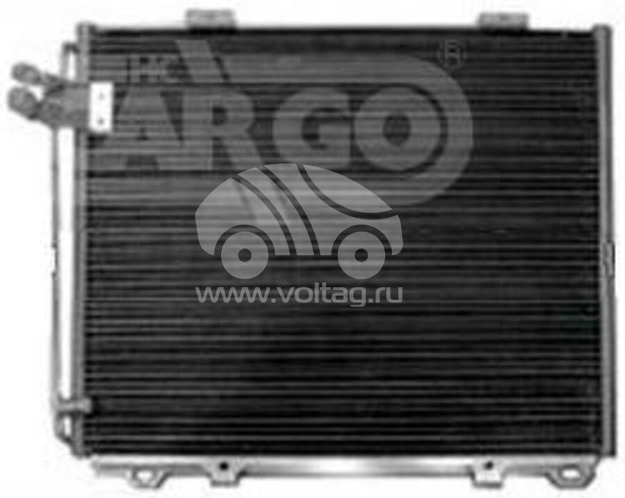 Радиатор кондиционера KRC0137
