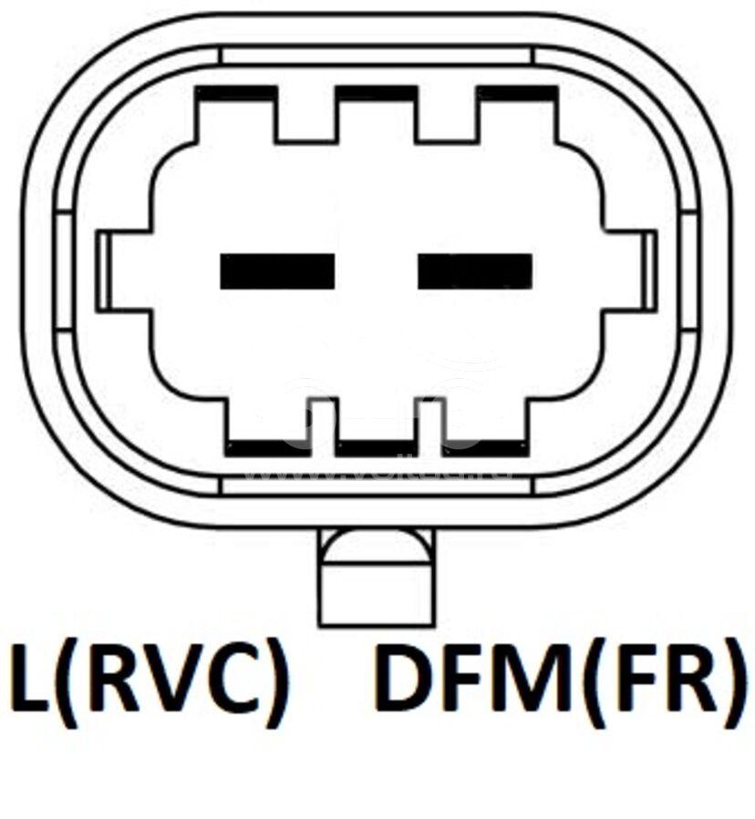 Генератор ALV2245