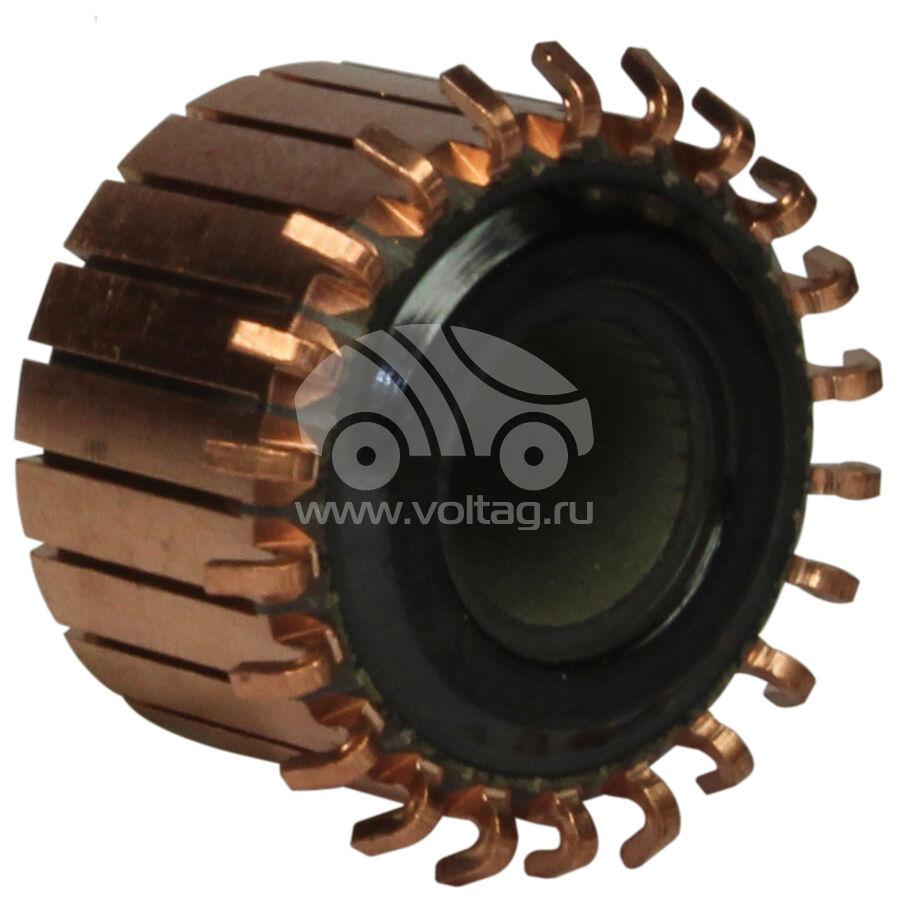 Коллектор моторчика печки KSS0028