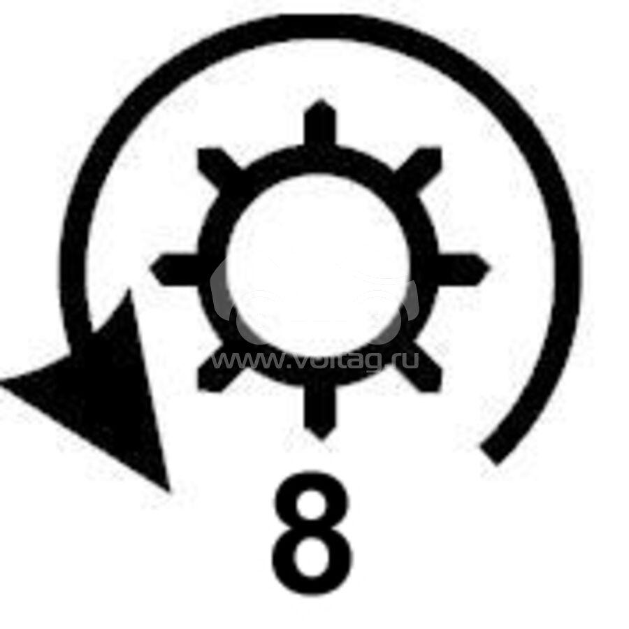 Бендикс стартера KRAUF SDM1452EX (onCS1452)