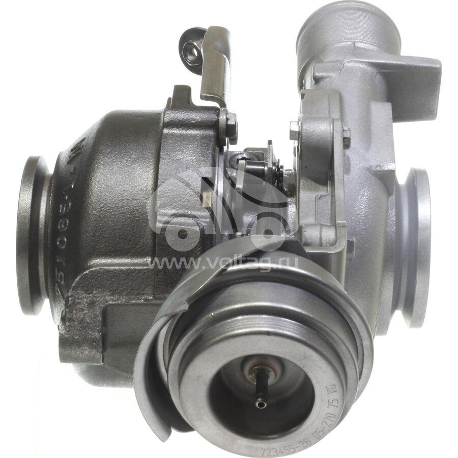 Турбокомпрессор MTG6467