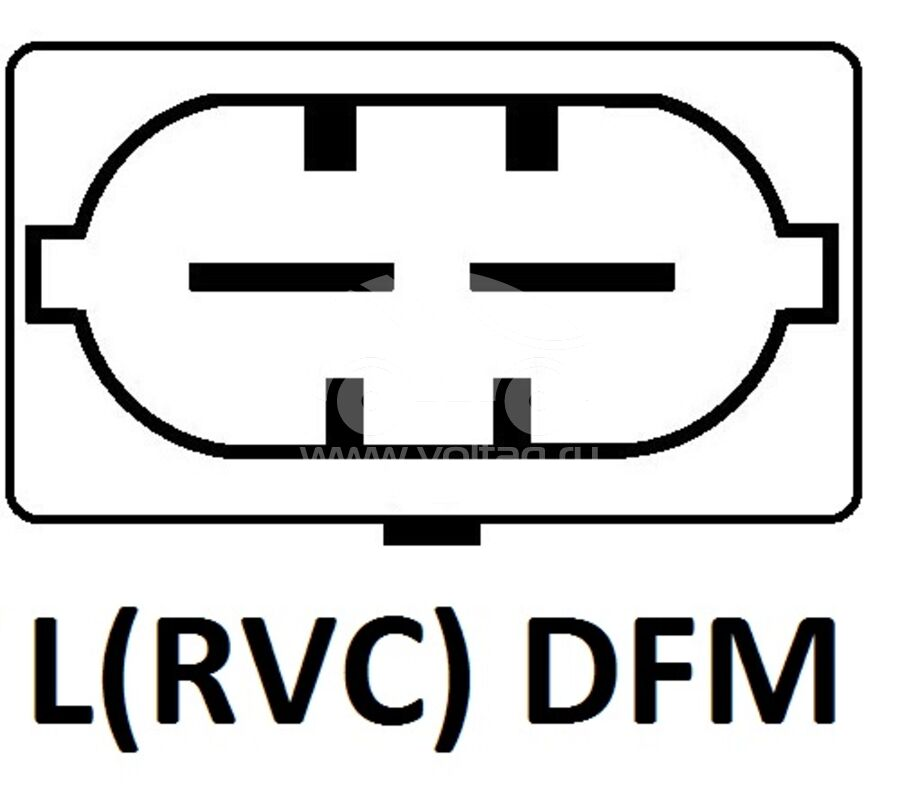 Регулятор генератора ARV1540