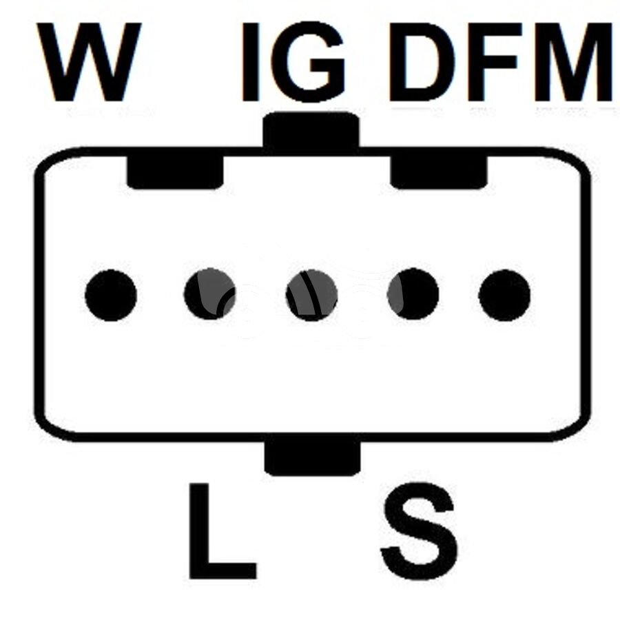 Регулятор генератораUTM RI9905A (RI9905A)