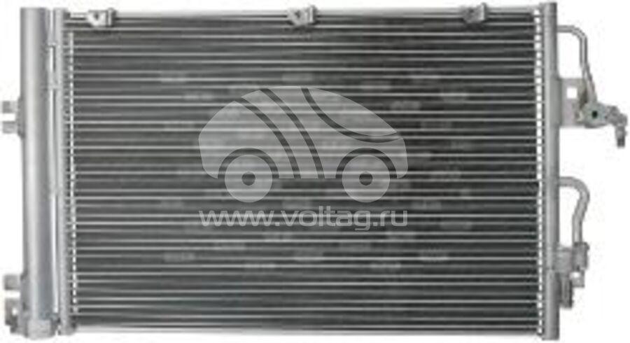 Радиатор кондиционера KRC0148