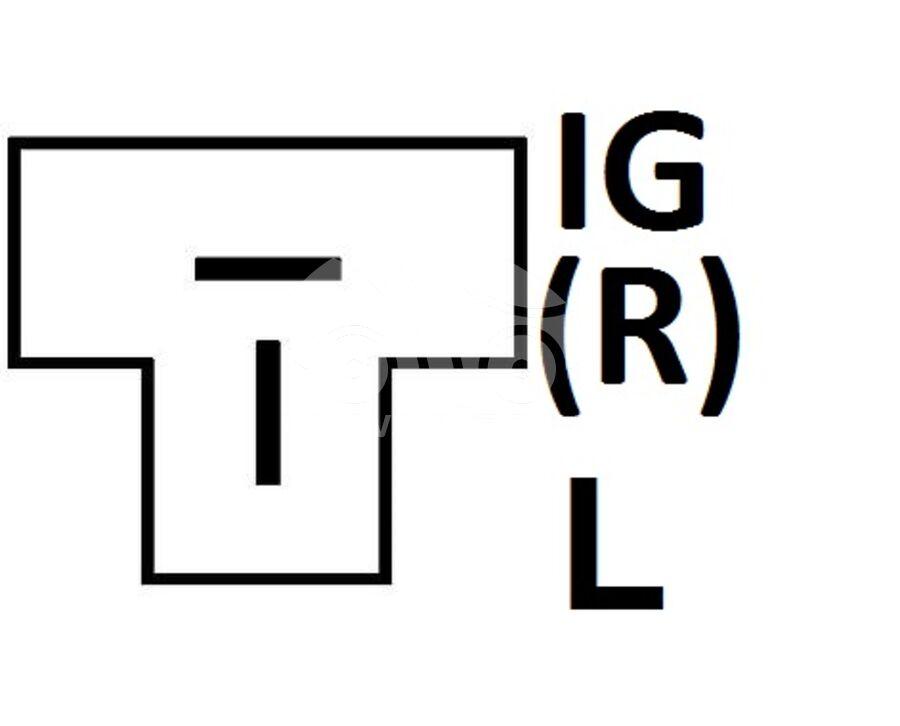 Регулятор генератора ARM3203