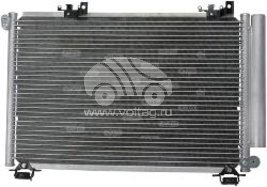 Радиатор кондиционера KRC0128
