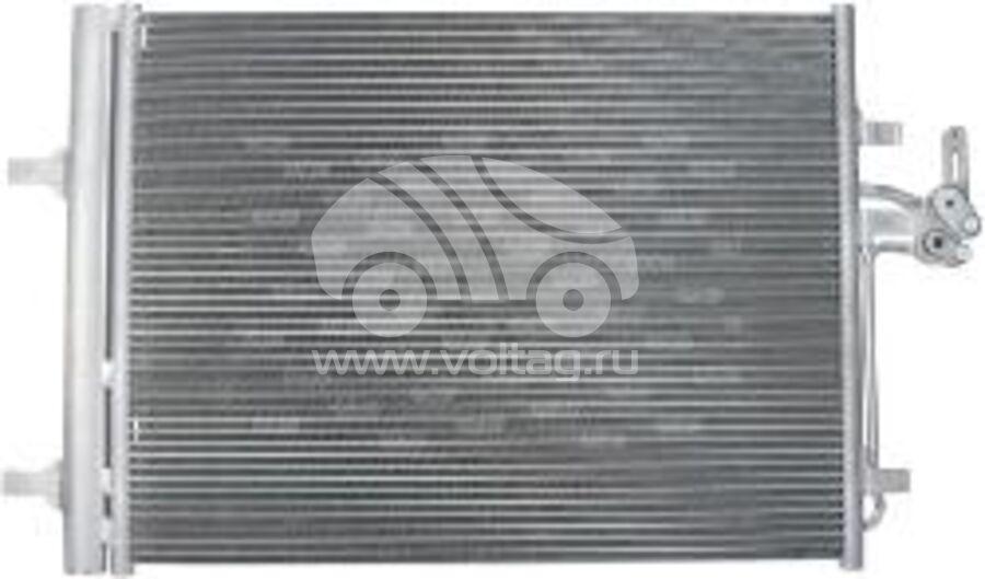 Радиатор кондиционера KRC0152