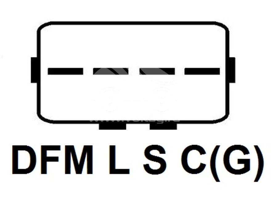 Регулятор генератора ARM3571
