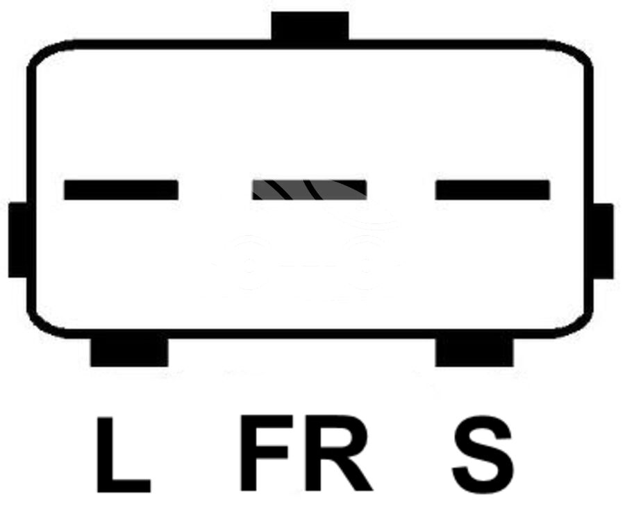 Регулятор генератора ARF0005