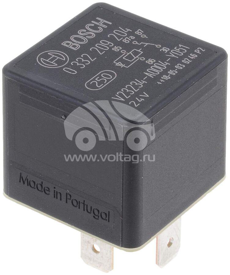 Реле электрическое UZB1344