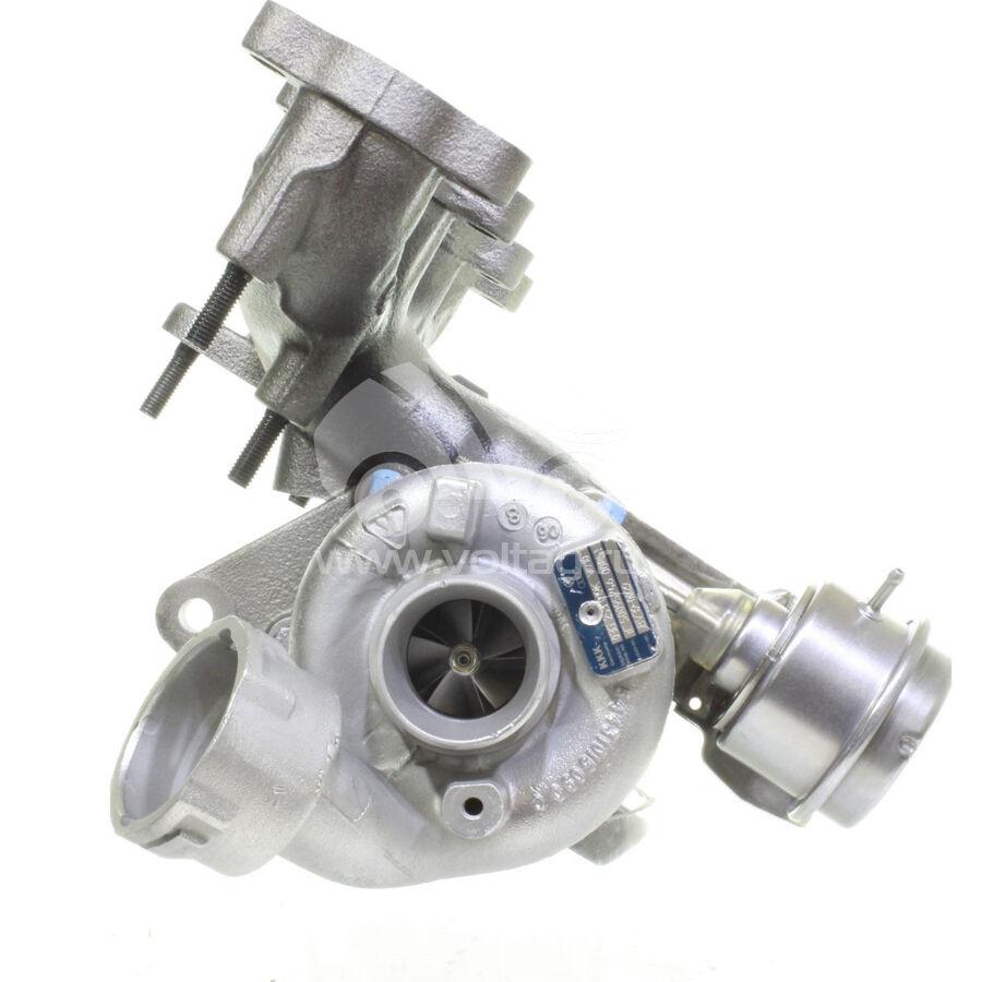 Турбокомпрессор MTK1072