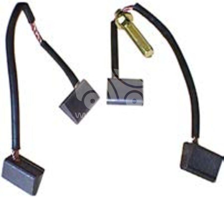 Щетки стартера SHL452P