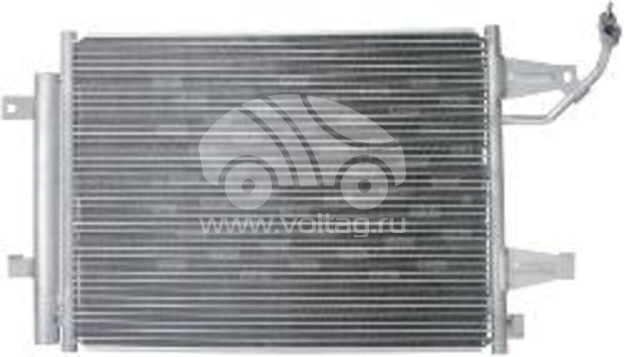 Радиатор кондиционера KRC0164