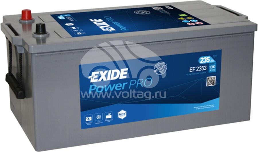 АккумуляторExide EF2353 (ATE2353)